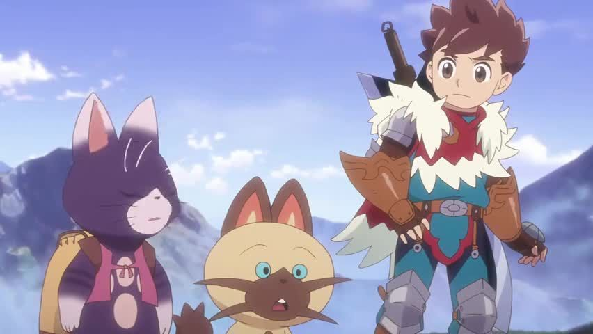 Monster Hunter Stories Ride On Episode 40 English Dubbed Watch