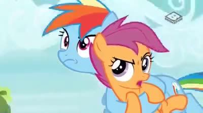 My Little Pony Friendship Is Magic Season 8 Episode 20 The Washouts Watch Cartoons Online Watch Anime Online English Dub Anime Lightning dust comes forward and when she's finished saying the washouts mean anypony can be amazing, her hoof goes up to cover the change in scootaloo's. watch cartoons online watch anime online english dub anime