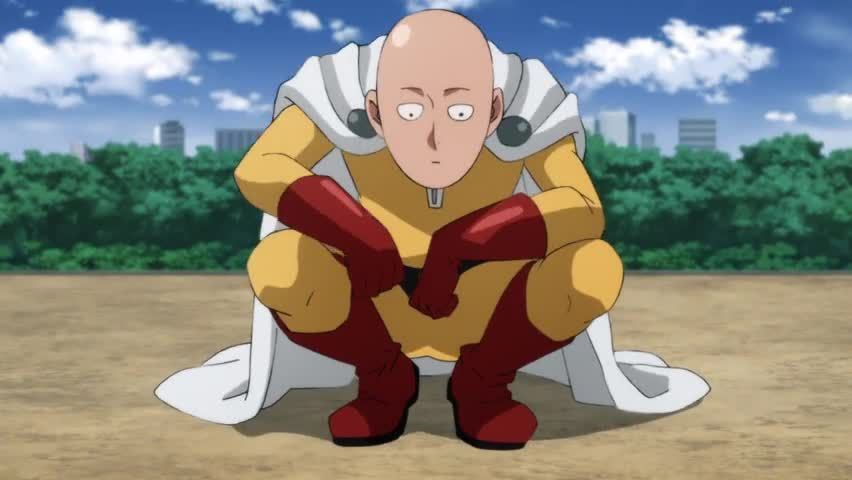 One Punch Man Episode 6 Eng Sub