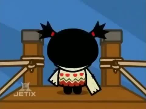 Pucca Season 1 Episode 74 Woolen Warrior | Watch cartoons ...