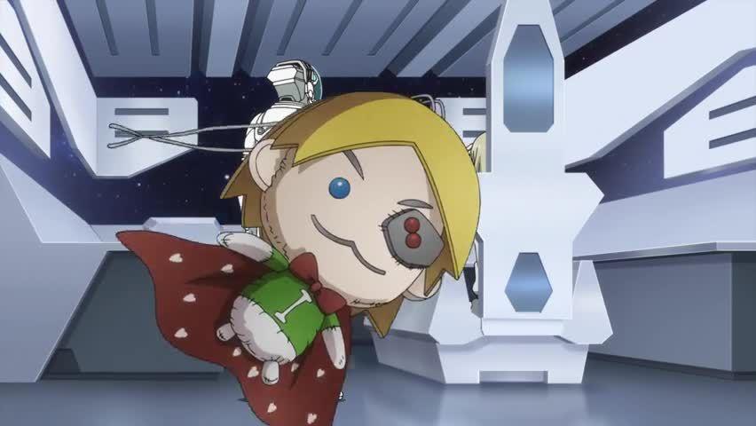 Space Battleship Tiramisu Episode 9 English Dubbed   Watch