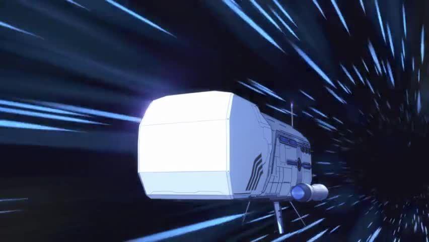 Watch Space Battleship TIRAMISU Season 2 Episode 9 Sub