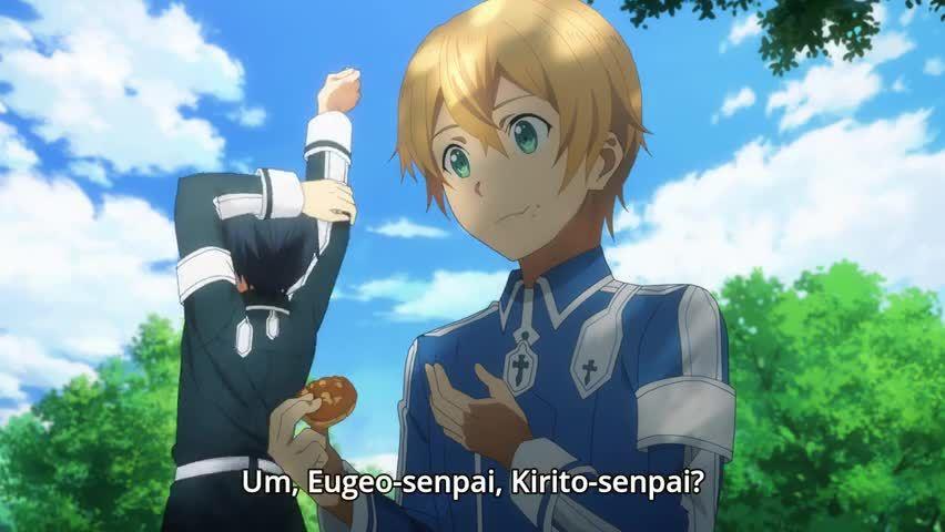 Sword Art Online: Alicization Episode 15 English Subbed