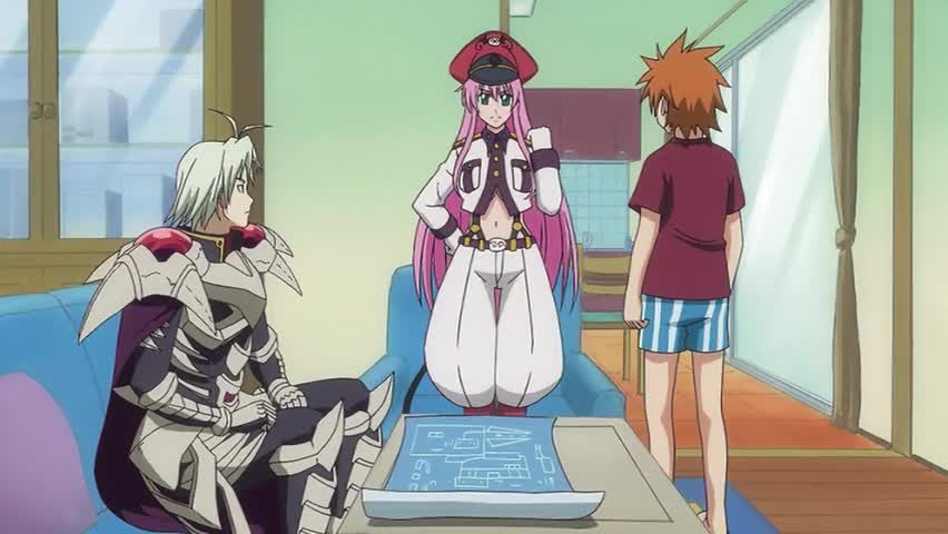 To LOVE-Ru Episode 24 English Dubbed   Watch cartoons ...